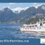 Pacific Ferries Website